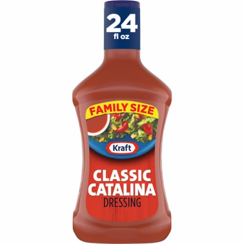 Kraft Classic Catalina Dressing Family Size Perspective: front