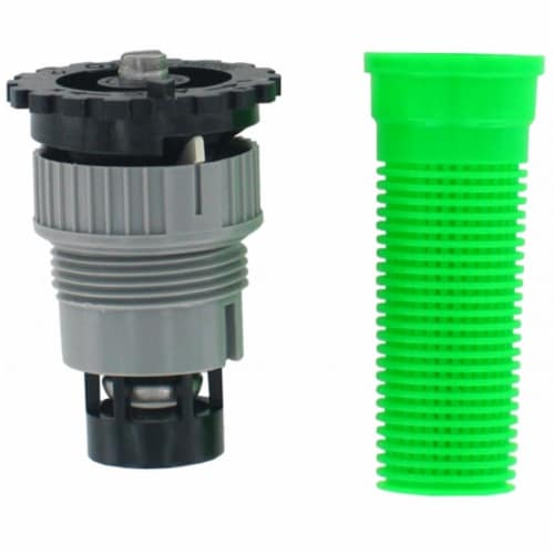 Toro Plastic 17 ft. 0-360 Degrees Sprinkler Nozzle - Case Of: 1; Each Pack Qty: 2; Total Perspective: front