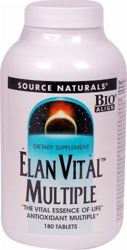 Source Naturals  Elan Vital™ Multiple Perspective: front