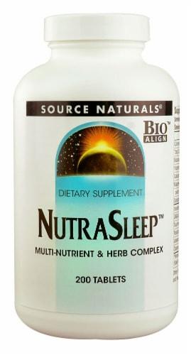 Source Naturals  NutraSleep™ Perspective: front