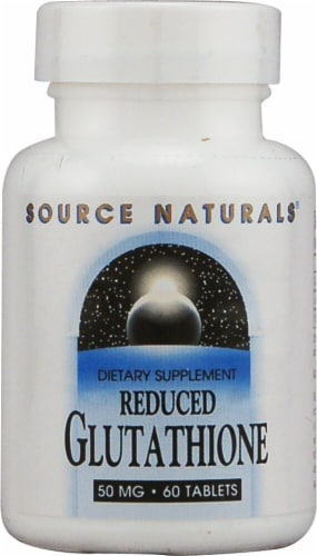Source Naturals  Reduced Glutathione Perspective: front