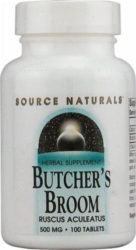 Source Naturals  Butcher's Broom Perspective: front