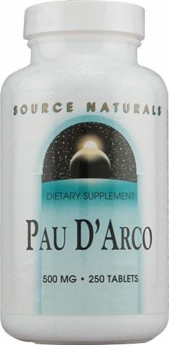 Source Naturals  Pau D'Arco Perspective: front
