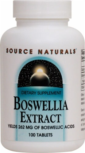 Source Naturals  Boswellia Extract Perspective: front