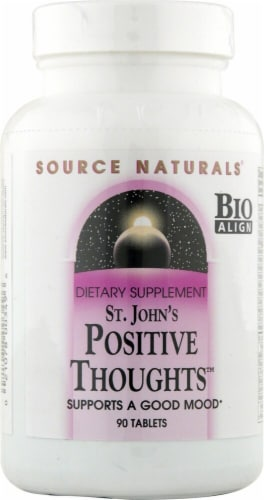 Source Naturals  St John's Positive Thoughts™ Perspective: front