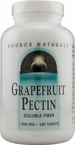 Source Naturals  Grapefruit Pectin Perspective: front