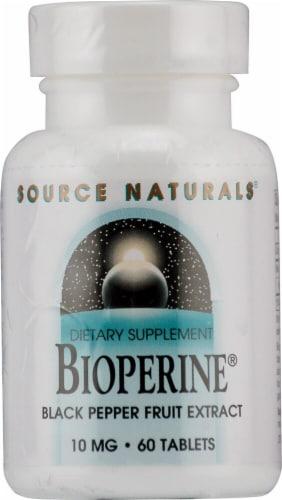Source Naturals  Bioperine® Perspective: front
