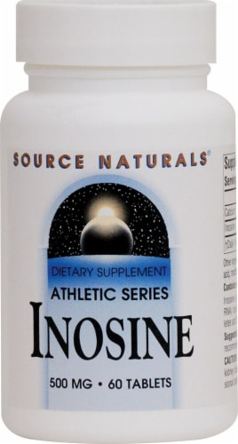 Source Naturals  Athletic Series Inosine Perspective: front