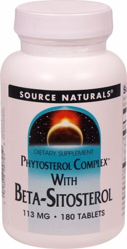 Source Naturals  Phytosterol Complex™ with Beta-Sitosterol Perspective: front