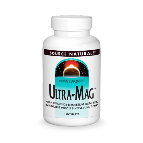 Source Naturals  Ultra-Mag™ Perspective: front