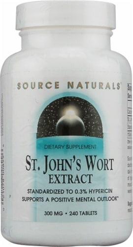 Source Naturals  St John's Wort Extract Perspective: front