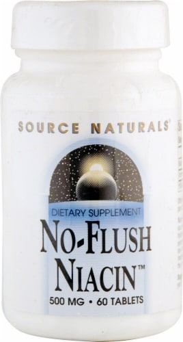 Source Naturals  No-Flush Niacin™ Perspective: front