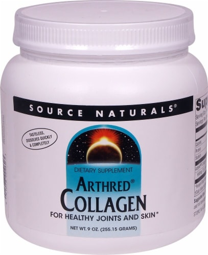 Source Naturals  Arthred™Collagen Perspective: front