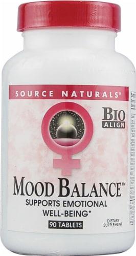 Source Naturals  Mood Balance™ Perspective: front