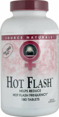 Source Naturals  Hot Flash® Perspective: front