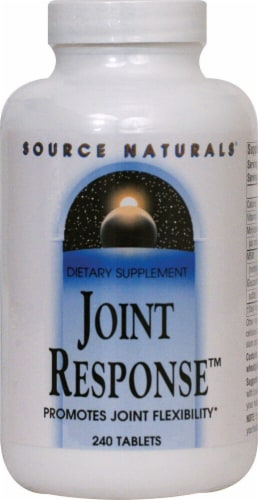 Source Naturals  Joint Response™ Perspective: front