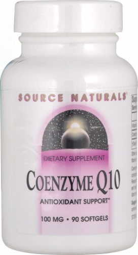 Source Naturals  Coenzyme Q10 Perspective: front