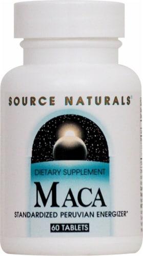 Source Naturals  Maca Perspective: front