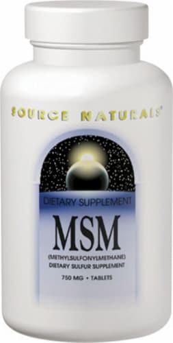 Source Naturals  MSM Perspective: front