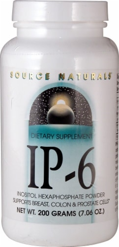 Source Naturals  IP-6 Powder Perspective: front