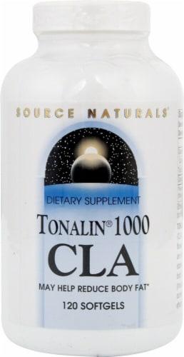 Source Naturals  Tonalin® 1000 CLA Perspective: front