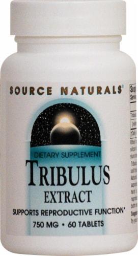Source Naturals  Tribulus Terrestris Extract Perspective: front