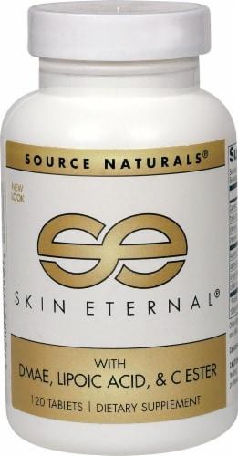 Source Naturals  Skin Eternal® Perspective: front