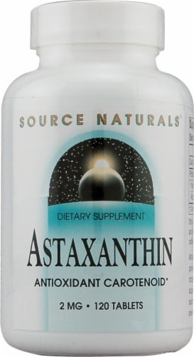 Source Naturals  Astaxanthin Perspective: front