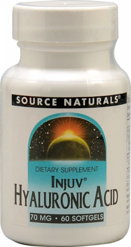 Source Naturals  Injuv™ Hyaluronic Acid Perspective: front