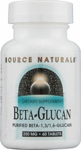 Source Naturals  Beta Glucan Perspective: front