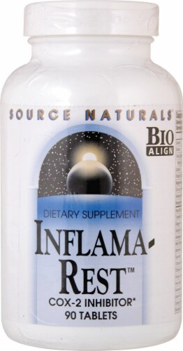 Source Naturals  Inflama-Rest™ Perspective: front