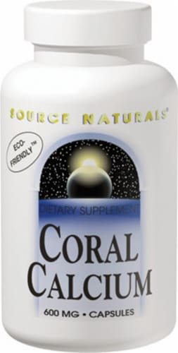 Source Naturals  Coral Calcium Perspective: front