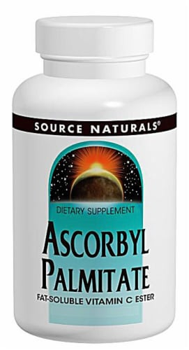 Source Naturals  Ascorbyl Palmitate Perspective: front