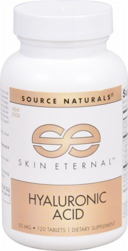 Source Naturals  Skin Eternal™ Hyaluronic Acid Perspective: front