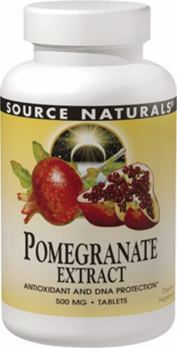 Source Naturals  Pomegranate Extract Perspective: front