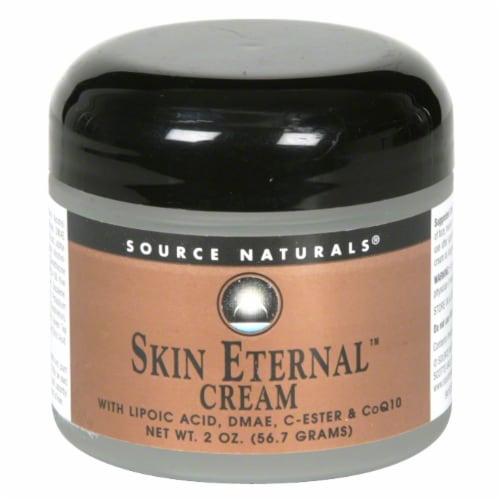 Source Naturals Skin Eternal Cream Perspective: front