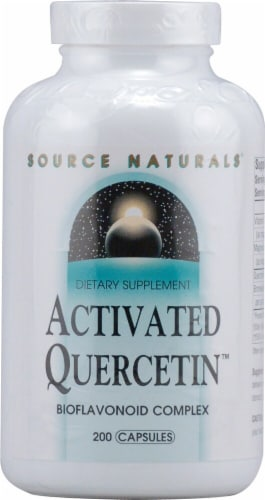 Source Naturals  Activated Quercetin™ Perspective: front