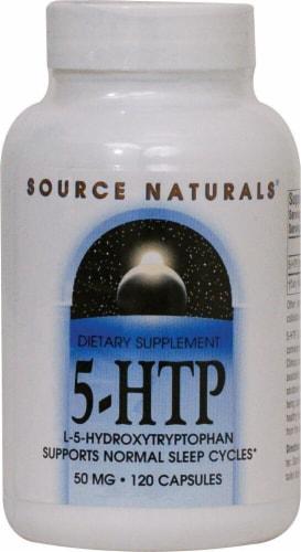 Source Naturals  5-HTP Perspective: front