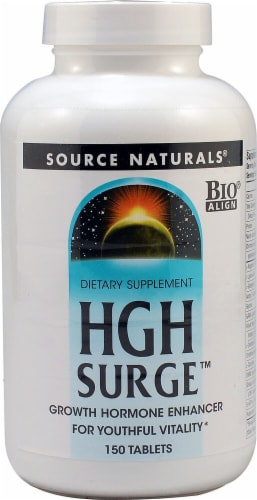Source Naturals  HGH Surge™ Perspective: front