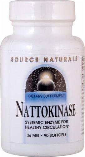 Source Naturals  NSK-SD™ Nattokinase Perspective: front