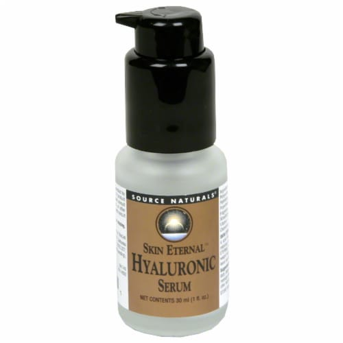 Source Naturals Skin Eternal™ Hyaluronic Serum Perspective: front