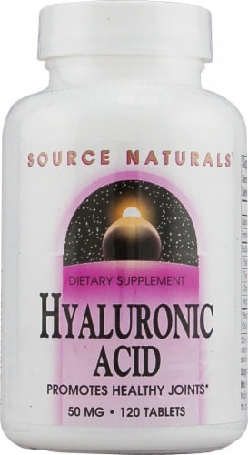 Source Naturals  Hyaluronic Acid Perspective: front