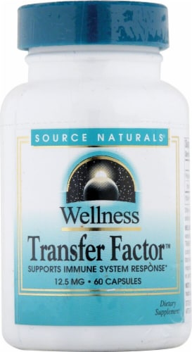 Source Naturals  Wellness Transfer Factor™ Perspective: front