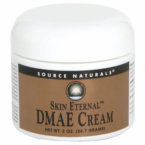 Source Naturals Skin Eternal DMAE Cream Perspective: front