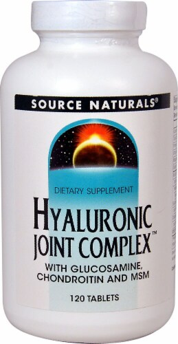Source Naturals  Hyaluronic Joint Complex™ Perspective: front