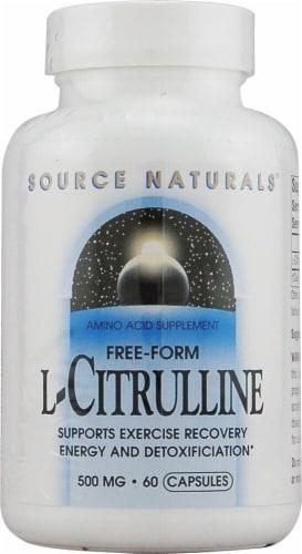 Source Naturals  L-Citrulline Perspective: front
