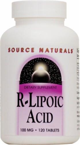Source Naturals  R-Lipoic Acid Perspective: front
