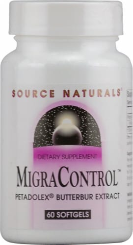 Source Naturals  MigraControl™ Perspective: front