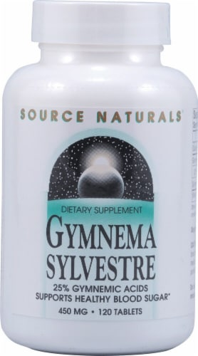 Source Naturals  Gymnema Sylvestre Perspective: front