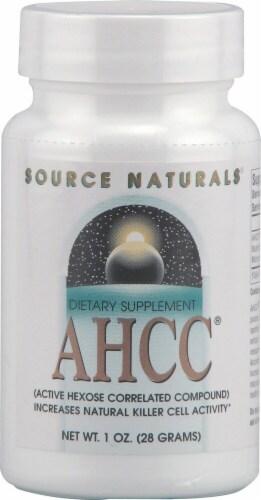 Source Naturals  AHCC® Perspective: front
